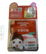 Oriental Herb Lively skin + Smoothing Pack